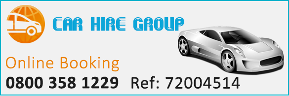 Car Hire Group Online Booking